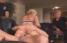 Angela Stone cuckold anal