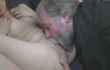 Step daddy caught me masturbating