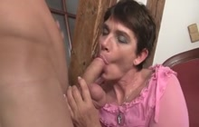 Horny mother in law fucked