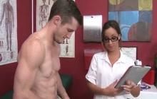 Jada Stevens is a horny doctor