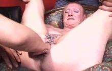 Dirty mature slut likes it deep and hard