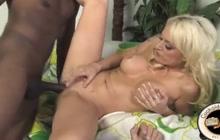 Monica Mayhem BBC cuckold session